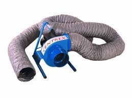 Dust Extractor (6inch/150mm Fume)