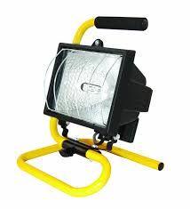 500w Minipod Halogen Floodlight (110v)