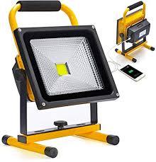 Work Light (Battery Powered)